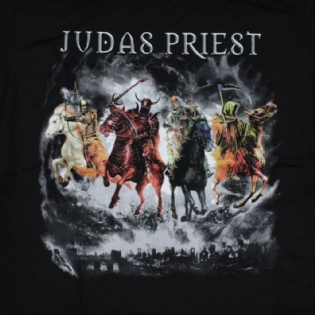 Judas Priest - The Four Horsemen