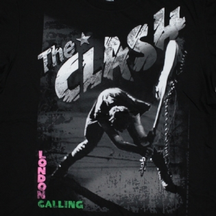 The Clash - Lodon Calling