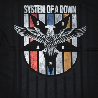System of a Down - Águia
