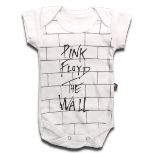 Body Bebê Pink Floyd The Wall