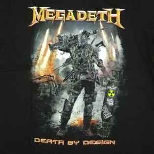 Megadeth - Death By Design